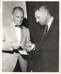 John Glenn purchases his COSI Membership in 1965