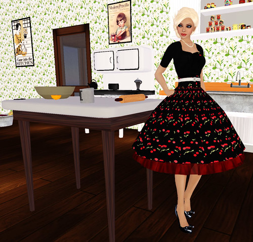 Dress Up Challenge - Housewife 1