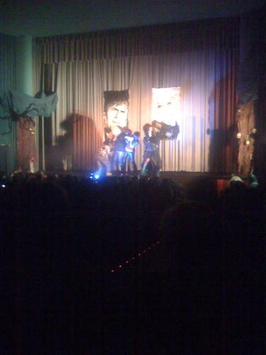 zombie drag show