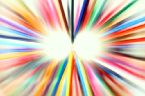 Wallpaper zoom burst