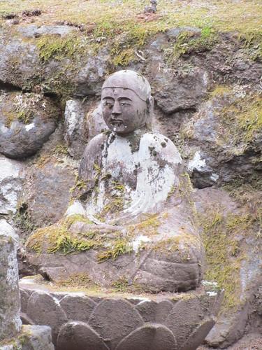 Graveyard of Rinnoji Monks