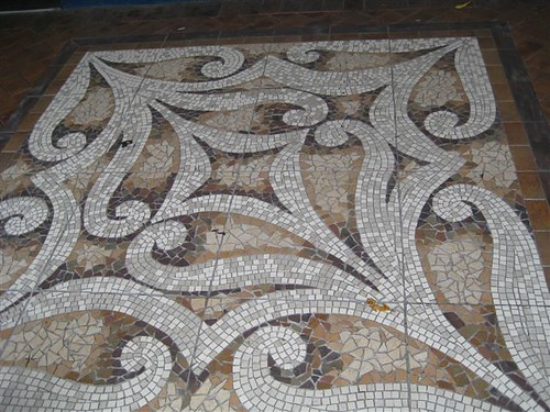 Mosaic Pavement