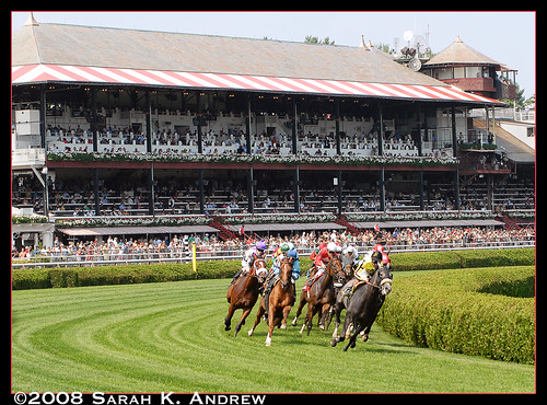 Saratoga- Mecca of Thoroughbred Racing