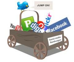 Social Media Bandwagon (c) Matt Hamm