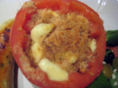 Broiled Stuffed Tomatoes