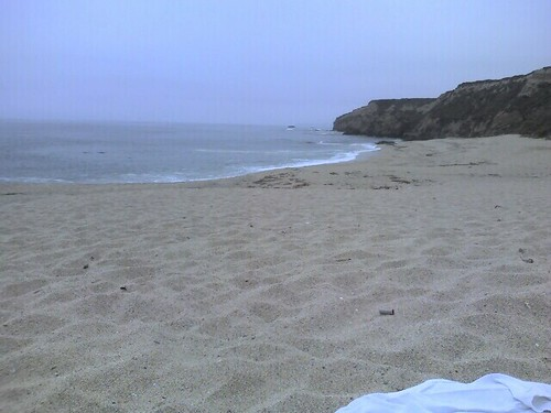 Sunday morning at the beach