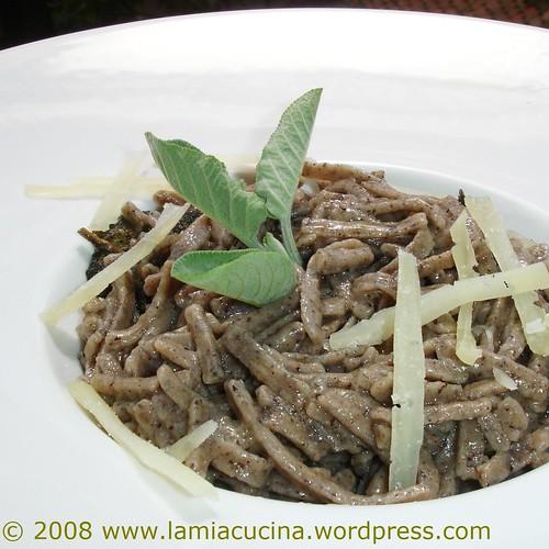 Spaghetti al grano saraceno