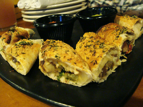 Tortilla Spring Rolls by CPK