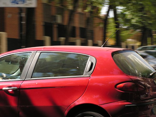 Alfa Romeo en movimiento