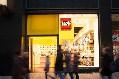 Lego-Laden Hamburg