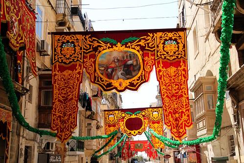Festa-banners-Floriana