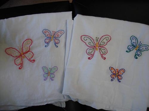 butterfly tea towels 5-6-2008 11-16-59 AM