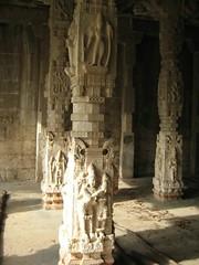 Mandapa Pillars 1