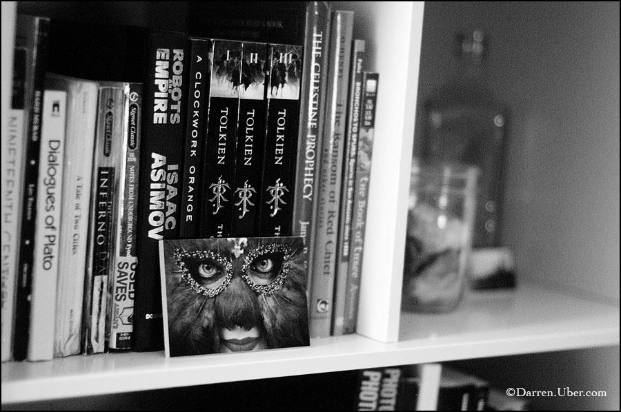 Venda's Shelf ©Darren Abate. Zeiss C Sonnar T* 50/1.5 ZM
