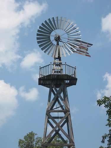 Windmill - Detail