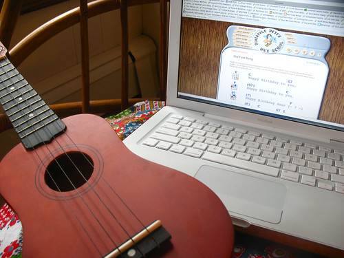 uke lessons by you.
