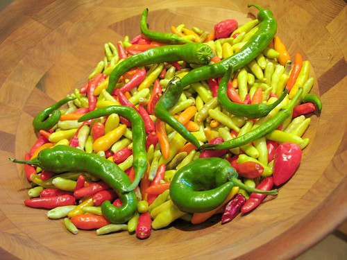 Vinegar Peppers by you.