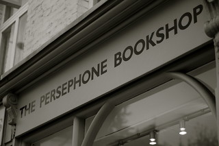 the persephone bookshop