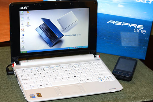 My Acer Aspire One