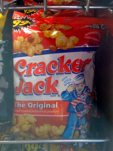 Cracker Jack Packaging