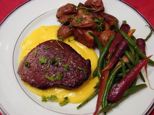 Dinner:  December 25, 2008