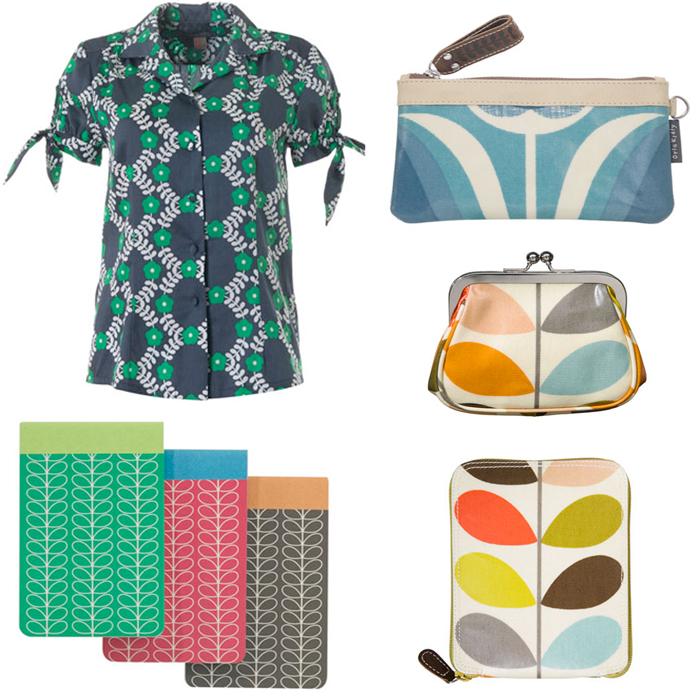 Shop Orla Kiely Online {big news!}