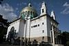 Kirche am Steinhof by Otto Wagner