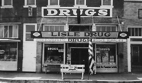 McLoud Drug Store