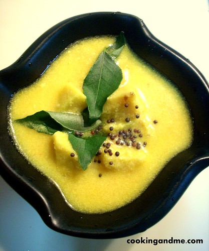 Kaalan Recipe - Kerala Onam Sadya Recipes