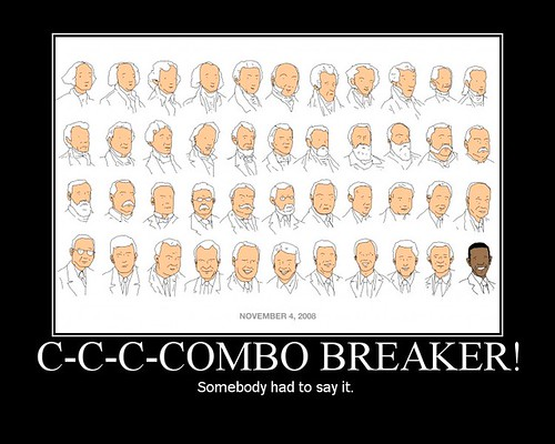 Barack Obama: Combo Breaker