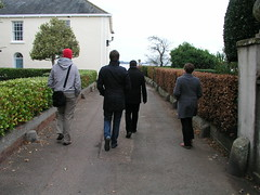 Paul, Thomas, Daniel, Felicity in Topsham near Exeter