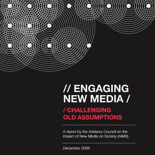 Engaging New Media (AIMS Report Dec 2008)