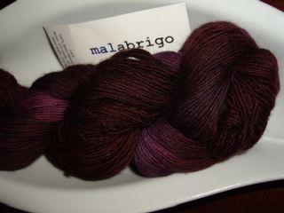 lace malabrigo