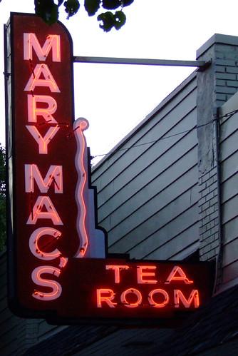 Mary Macs Team Room