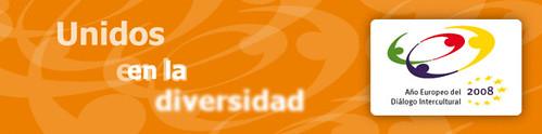 Logo Año Europeo Diálogo Intercultural 2008