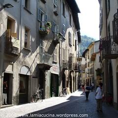 Morbegno Altstadt