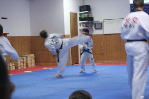 High Green Belt Test