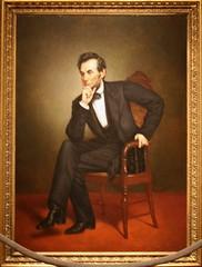 Abraham Lincoln, Sixteenth President (1861-1865)