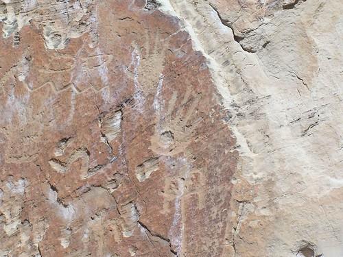 The rocks of El morro