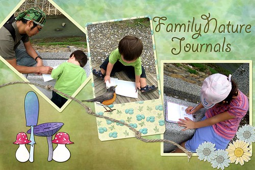 Family Nature Journals