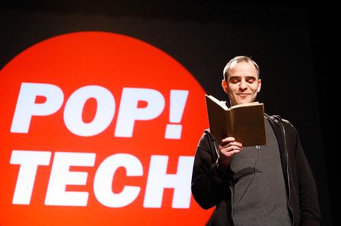 Pop!Tech 2008 - David Rakoff