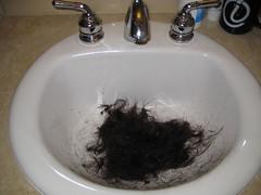 Bye hair