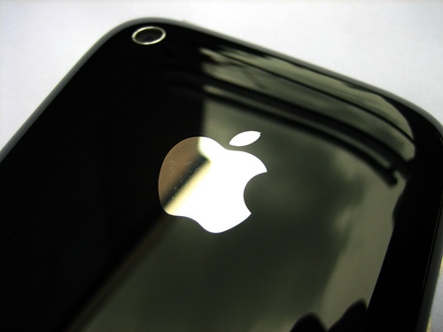 iPhone 3G - achterkant by textopus.