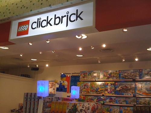 Click Brick - LEGOLAND