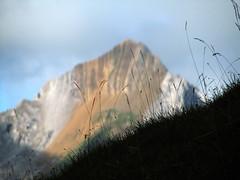 La montaña solitaria por señor Capullo, en Flickr