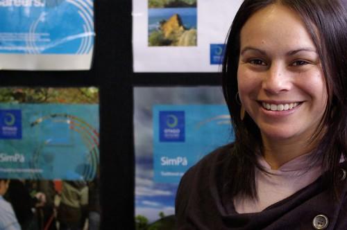 Tori at Otago Maori and Pacific Island Festival