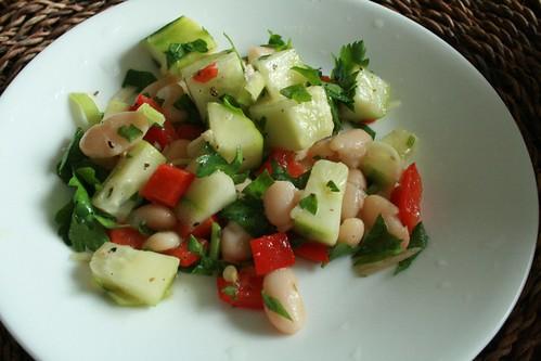 Leek and Cannellini Salad2