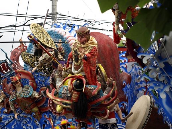 2008年 八戸三社大祭 お通り 18