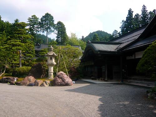 Ekoin temple