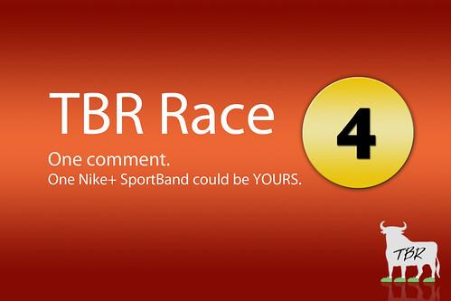 4TBRrace